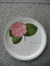 ASSIETTE DE COLLECTION VILLEROY & BOCH camellia 1997