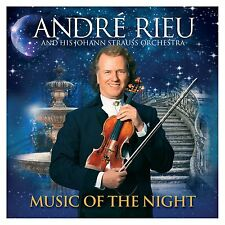 ANDRE RIEU - MUSIC OF THE NIGHT CD & DVD ALBUM SET (2013)