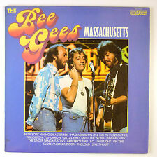 """12"""" LP - The Bee Gees - Massachusetts - B3380 - washed & cleaned"""