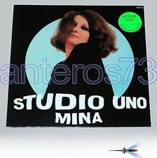 "MINA ""STUDIO UNO"" RARO LP VINILE PICTURE DISC 500 COPIE"