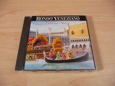 CD Rondo Veneziano - Misteriosa Venezia - 1987/1993