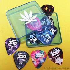 NEW BOX + 10 GUITAR STRINGS PICKS PLECTRUMS PLECTRUM