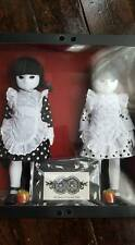 Little Apple Dolls Twins Crew & Pestis Gothic Rare!