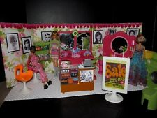 SALE Vintage MOD Barbie Salon Custom LOT Beauty House OOAK Pop Life Ash Blond