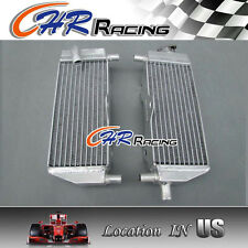 Aluminum radiator for Yamaha YZ250 YZ 250 1996-2001 1997 1998 1999 2000