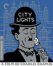 City Lights (DVD, 2016, Criterion Collection)