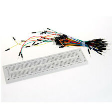 700 Point Breadboard SYB-120 & 65pcs jumper wire for Arduino DIY experiment