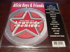 LEGENDS KARAOKE CD+G VOL 194 ALICIA KEYS & FRIENDS NEW