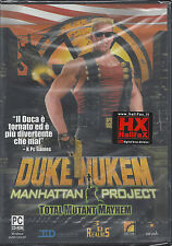 PC Gioco Personal Computer **DUKE NUKEM ~ MANHATTAN PROJECT** Nuovo Originale
