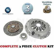 FOR MAZDA 2 2007-- ON 1.3 1.5 MZR HATCHBACK  NEW 3 PIECE CLUTCH KIT COMPLETE
