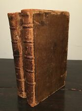 THE DEVIL UPON CRUTCHES From the DIABLE BOITEUX by Le Sage, Two Volumes HC, 1759