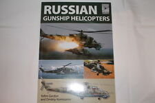 Russian Soviet Gunship Helicopters Flight Craft Reference Book