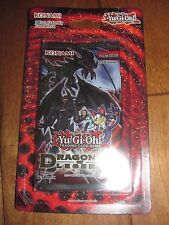 YU-GI-OH Trading Card Game DRAGONS OF LEGENDS 2, pack of 5 cards TCG Sealed NEW