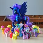 12Pcs/Set 5CM Lot of My Little Pony funny Cake Toppers Doll Action Figures Toy A