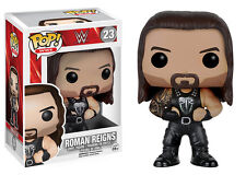 Roman Reigns - Pop WWE Vinyl Mattel Toy Wrestling Action Figure