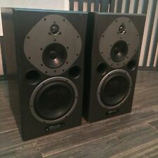 DYNAUDIO AIR 20 - MASTER A+D + SLAVE - PAIRE MONITEURS STUDIO 3 VOIES