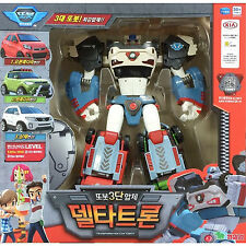 Tobot Deltatron Transformer Robot 3 Cars (X, Y, Z) Toy Action Figure