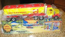 1997 LUBE OIL LEGENDS TAYLOR MADE TRUCK SHELL OIL COMPANY Tanker #2 NEW 1:32