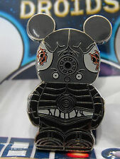 New Disney Star Wars Droids Vinylmation Jr. #9 4-LOM Bounty Hunter Mystery Pin
