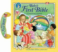 Carry along Treasury: Baby's First Bible : A CarryAlong Treasury 1 (2016,...