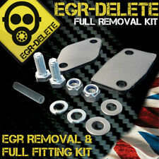 Kit suppression EGR plaques d'obturation MITSUBISHI Shogun Pajero Delica L200 2.5 2.8 3.2