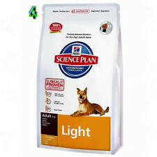 HILL'S SCIENCE PLAN ADULT LIGHT 12 kg per cane cani adulti gusto pollo