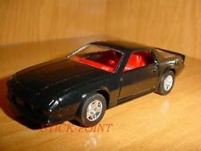 CHEVROLET CAMARO 1982 BLACK 1:43 MINT!!!