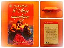 L'Ange impudique. Elizabeth Boyle. Roman Aventures & et Passions J'Ai Lu N° 5428
