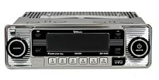 Classic Europa Retro Becker Style AM FM CD USB AUX DIN Stereo Radio BLUETOOTH