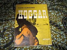 Claude BLANGUERNON: le Hoggar