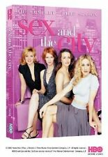 Brand New DVD Sex and the City: The Complete Third Season Kim Cattrall Kristin