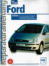 Buch Reparaturanleitung Ford Galaxy 1995 - 2001 Band 1246