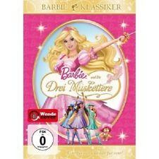 BARBIE UND DIE 3 MUSKETIERE -  DVD NEUWARE (REGIE:WILLIAM LAU)