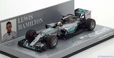 1:43 Minichamps Mercedes AMG Petronas  W06 Japan, World Champion 2015