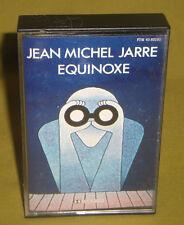 Jean Michel Jarre Equinoxe 1978 Dreyfus Records France Cassette