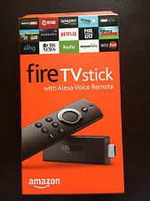 Amazon Fire TV Stick 2nd Gen w/ALEXA Voice Addons 17.1