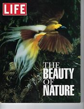 1992 LIFE MAGAZINE SPECIAL EDITION THE BEAUTY OF NATURE - WILDLIFE PHOTOS