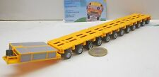 Herpa 306133/2, Goldhofer Powerpack with 12 axle THP Max bacani