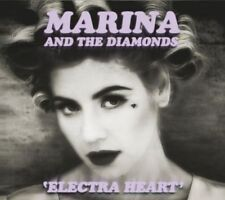 Marina and The Diamonds - Electra Heart (Deluxe Edition) CD NEW
