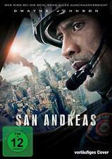 San Andreas - Dwayne - The Rock - Johnson - DVD - deutsch - neuwertig