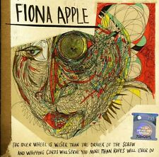 Fiona Apple - Idler Wheel Is Wiser Than the Driver... [New CD] Asia - Import