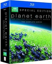 PLANET EARTH *SPECIAL EDITION*  COMPLETE BBC SERIES  *** BRAND NEW BLU RAY