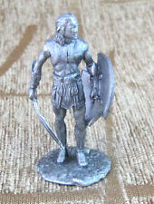 Achilles the hero of the Trojan War 54 mm Tin Miniature sculpture Figurine Toy