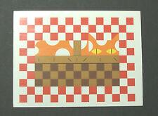 """Edie Harper (Charley's Wife) Notecards """"Baskit"""" 4 Pack w/Envelopes"""