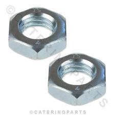 2 X CLASSEQ PART TNUT-12 THIN NUTS FOR WASH TANK HEATING ELEMENT METAL M12 NUT