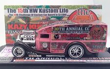 Blown Delivery Pink Kazy Custom 2016 HOT WHEELS Convention 1 Of 1