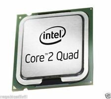 PROCESSORE SOCKET 775 INTEL CORE 2 QUAD CORE Q9550 @ 2,83 GHz+DISSIPATORE CPU