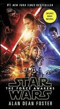 Star Wars: The Force Awakens (Star Wars) by Alan Dean Foster (2016, Paperback)