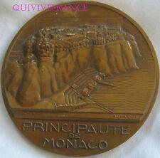 MED5564 - MEDAILLE PRINCIPAUTE DE MONACO par Pierre TURIN en 1943