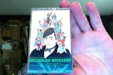 Nicholas Nickelby- Original Television Soundtrack- new/sealed cassette tape